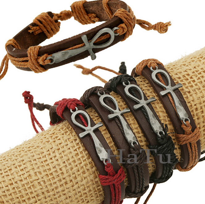 4b16864f83f Navio livre Ajustável unisex pulseira presentes fine jewelry design cruz pulseiras  braceletes pulseiras