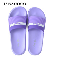 ISSACOCO Shoes Women Home Slippers Sandals Summer Beach Indoor Pantuflas Chinelos EU Size 38-41