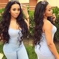 Armadura de la reina de Belleza Ltd 7a Peruana Virgin Hair Body Wave 4 Bundles Mejor Pelo Peruano Vendedores Cheveux Bresilien En Promoción