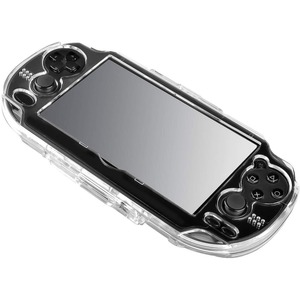 Image 2 - Yoteen Crystal Case Voor Ps Vita Transparant Shell Voor Psv 1000 2000 Bescherming Cover Voor Psv/Psv Slim Clear hard Plastic Case