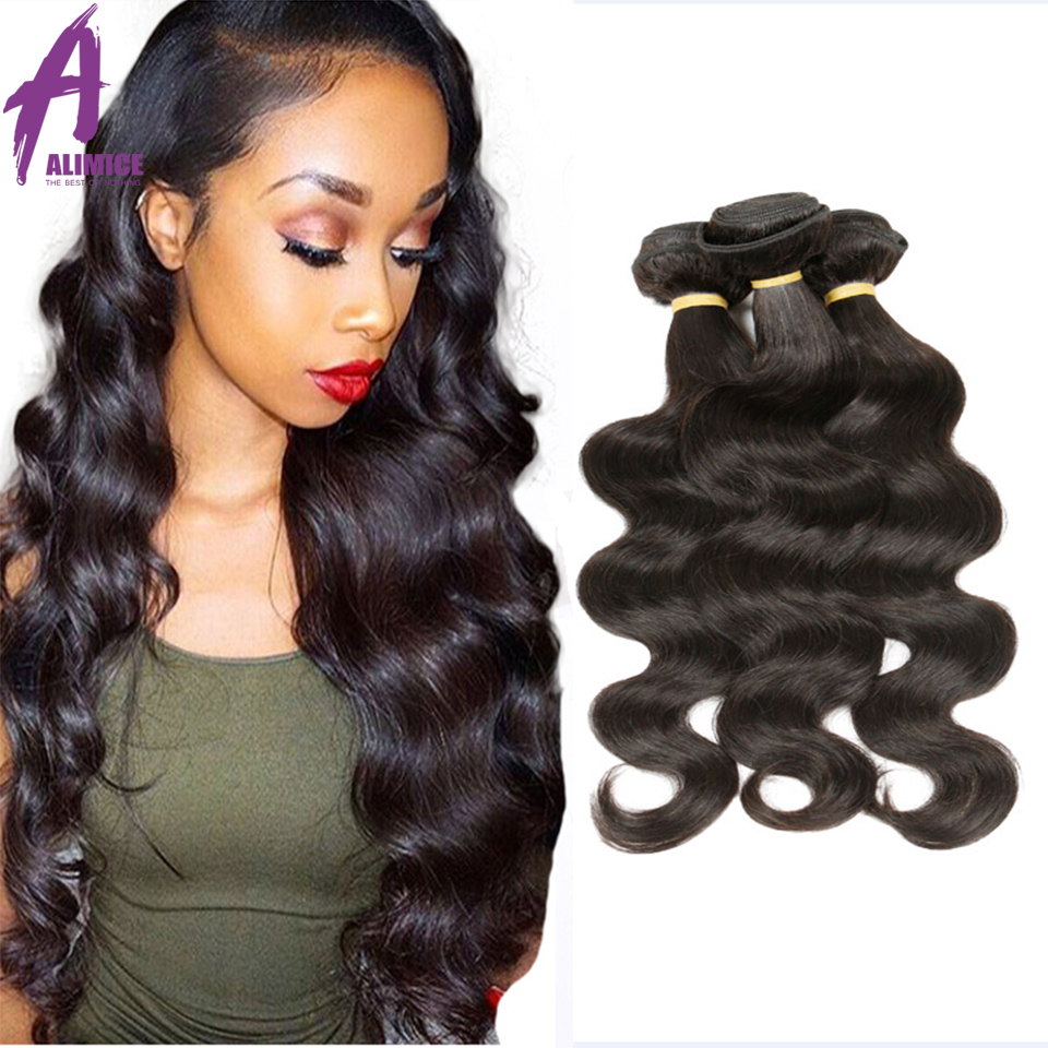 Peruvian Virgin Hair Body Wave 4 Bundle Deals Peruvian Hair Bundles Body Wave Human Hair Weave Extensions Peruvian Body Wave