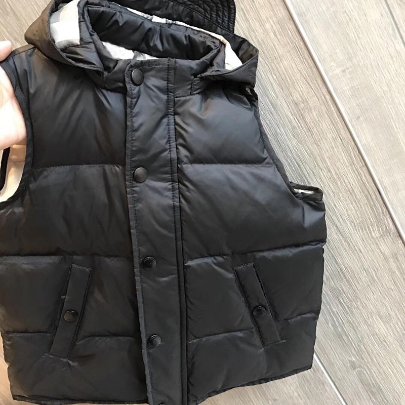 Kids Down Vest Children Baby Girl Vest Jacket Winter Spring Waistcoats for baby down and parks snowsuit kids coats in end of Nov kids vest children s girls vest hooded jacket winter autumn waistcoats for boy baby outerwear coats big teens girl clothes