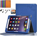 New Leather Flip Case Cover For Onda V975s 9.7 inch Tablet Magnet Stand Cover + screen protector