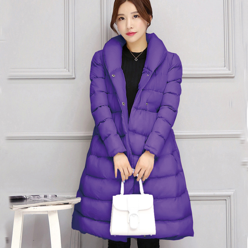 Winter Maternity long Coat Maternity Warm Clothing Maternity down Jacket Pregnant Women outerwear overcoat Pregnancy down jacket maternity winter coat down cotton padded down jacket for pregnant women long section outerwear coat hooded pregnancy clothing