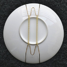 20 PCS 8-Inch Wall Display 7.5\  to 9.5\  Plate Dish Hangers Holder & Buy wall plate hangers and get free shipping on AliExpress.com
