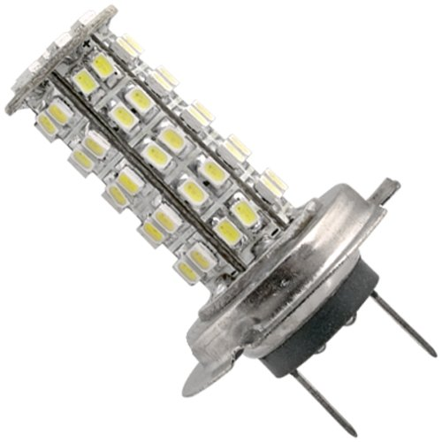 2 Car VEHICLE H7 3528 SMD 68 LED Light Bulb Lamp 12V