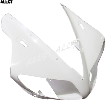 Unpainted ABS injection molded Nose Fairing for Yamaha YZF R1 2002 - 2003 Individual Motorcycle Fairing