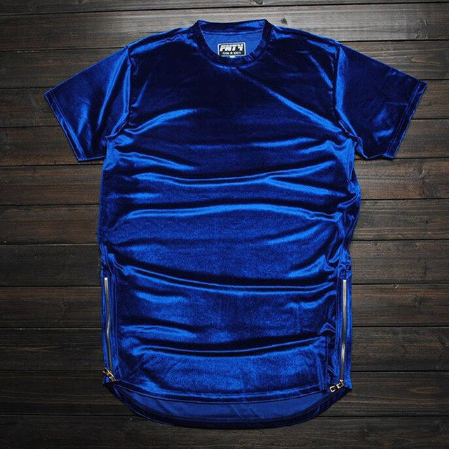 Urban Cut Velour Tee 2