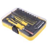 69 In 1 Multi Bit Interchangeable Precise Manual Tool Set Screw Driver Tool Kit Professional Torx
