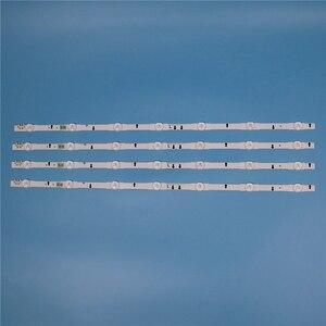 Image 4 - 7โคมไฟLED BacklightสำหรับSamsung UE32H5000AK UE32H5005AK UE32H5020AK UE32H5030AW UE32H5040AKบาร์ชุดโทรทัศน์LED Band
