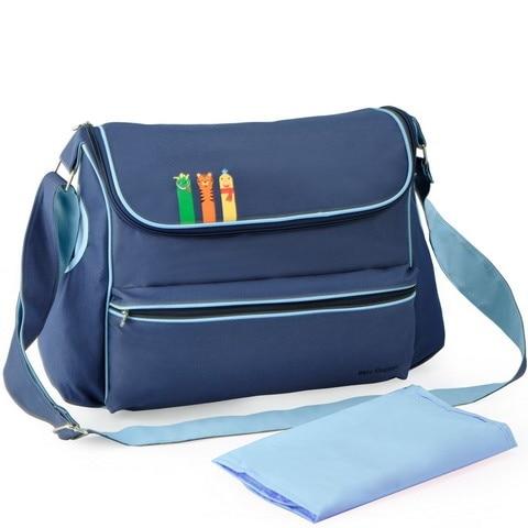 új brit stílusú divat vízálló pelenka táska Nagy kapacitású - Pelenkák és WC képzés - Fénykép 6