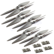 10pcs lot MR 9045 1045 1145 1245 Propeller Props Four Axis Multi Axis RC Airplane CW
