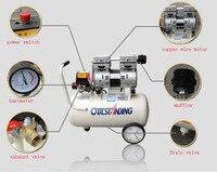 Портативный воздушный компрессор 18 л  электрический воздушный насос 0 7мпа  аэрозоль  краска  воздушный компрессор  экономичная специальная ...