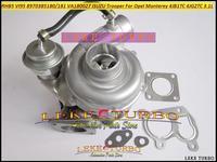 Free Ship RHB52 VI95 8970385180 Turbo Turbine Turbocharger For ISUZU Trooper Jackaroo Opel Monterey 4JB1T 4JG2TC 113HP 3.1L