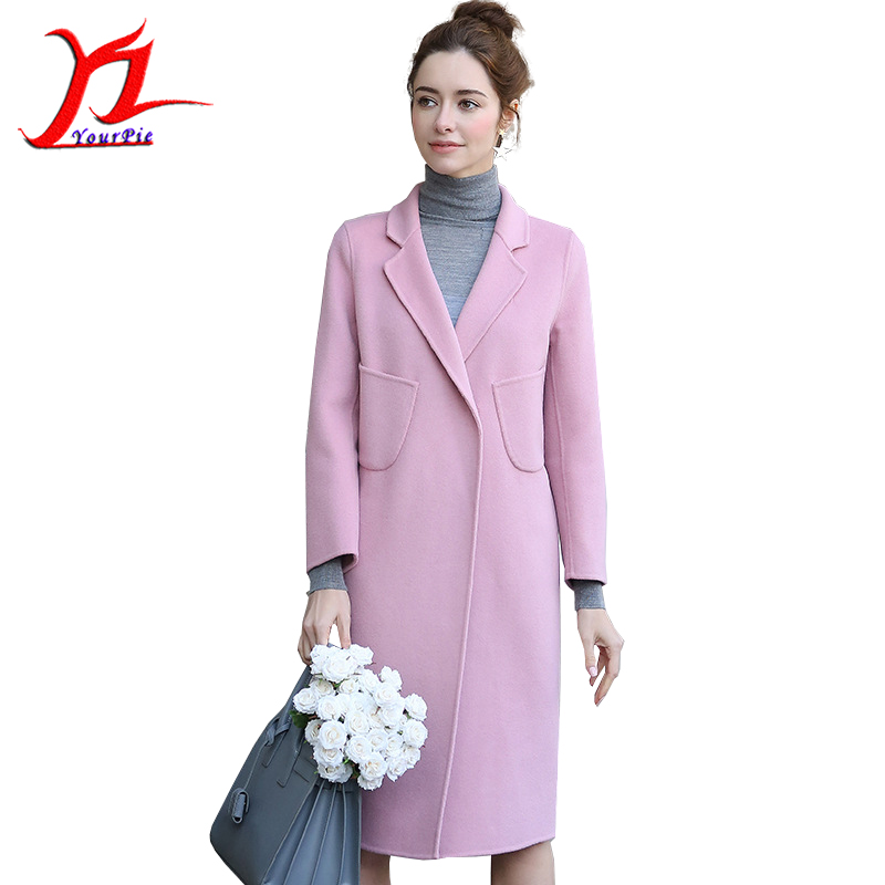 100 Wool Coat Women