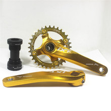 IXF Mtb Crank Set 170 mm With104 BCD Narrow Wide Chainring  32 T/34T/36T