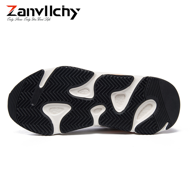 Zanvllchy 2019 Vintage Dad Men Shoes Top Quality Kanye West 700 Sneakers Breathable Light Male Casual Shoes Brand Mens Trainers