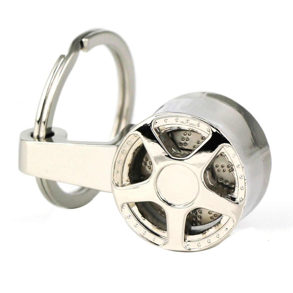 Velg Model Sleutelhanger Mode-accessoires Tyre Sleutelhanger Keyfob Sleutelhanger Ring Sleutelhangers Keyfob voor BBS MB Vossen Borbet
