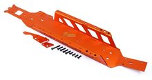Legering CNC Geïntegreerde Bottom Chassis Kit Fit voor 1/5 HPI ROVAN KM BAJA 5B 5 T 5SC(China)