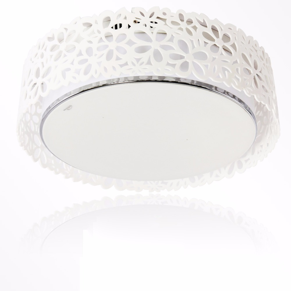 18W 24W 40W Carved Acrylic Led Ceiling Light Modern Brief Fashion Married Ceiling Lamp Living Room Bedroom Home Decor Lamps Ligh ...
