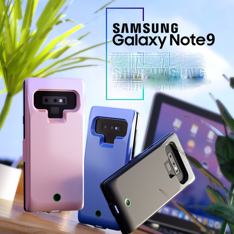 7000Mah New Portable External Battery Case For Samsung Galaxy Note9 Note 9 Case Spare Battery Charger Case Power Bank Cover