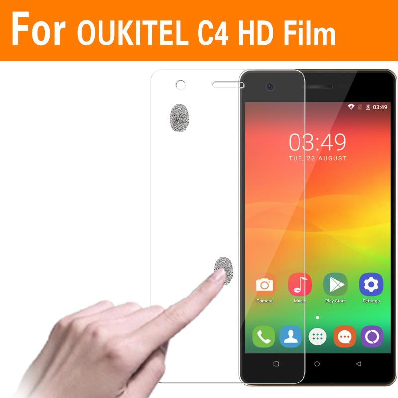 HD Clear Glossy & Matte Film For OUKITEL C4 Mobile Phone Screen Protector Film Anti-Shatter & Scraches Protective Screen Film