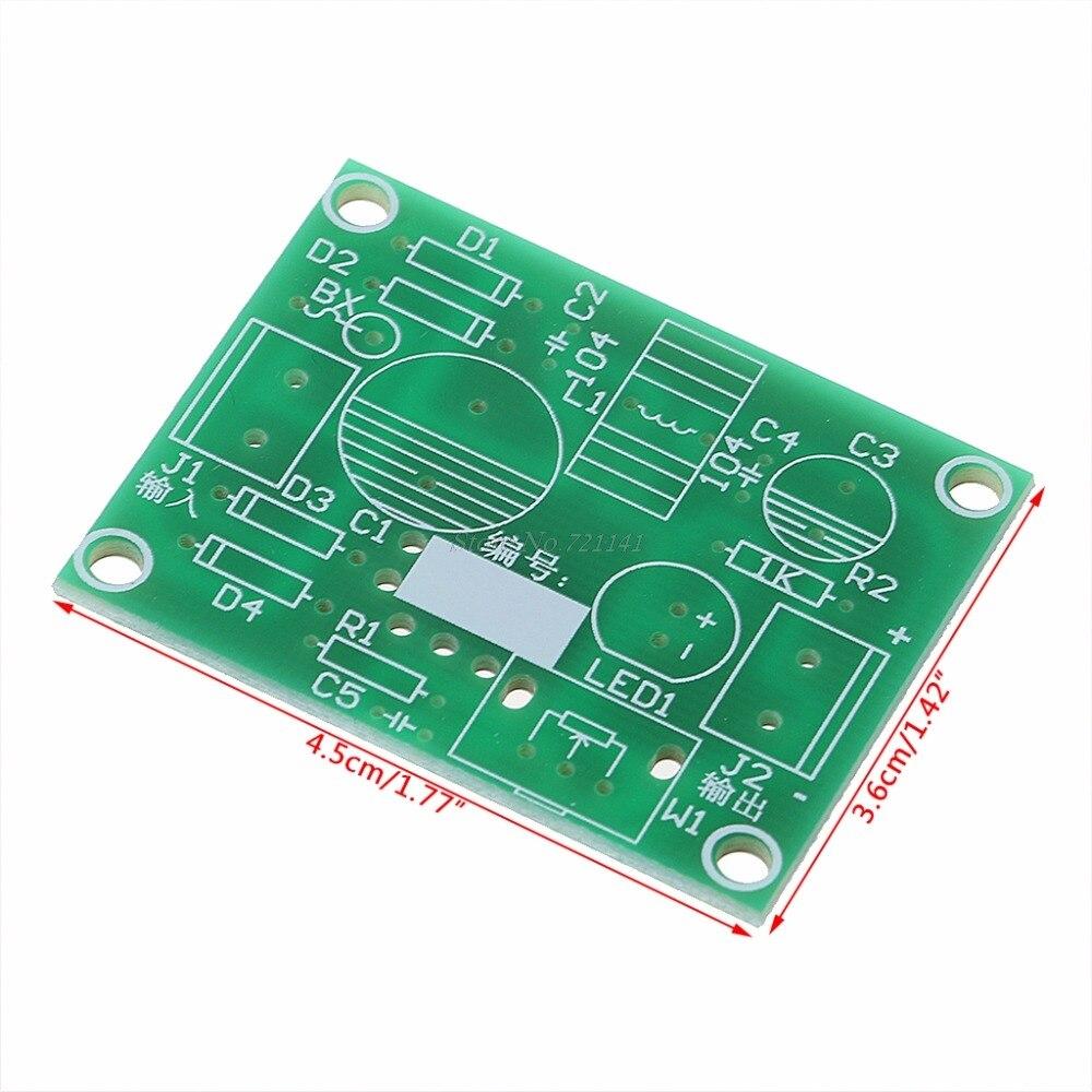 LM2596 DIY Kit Einstellbare Spannung Stabilisator Buck Step Down Netzteil Modul Integrierte Schaltungen