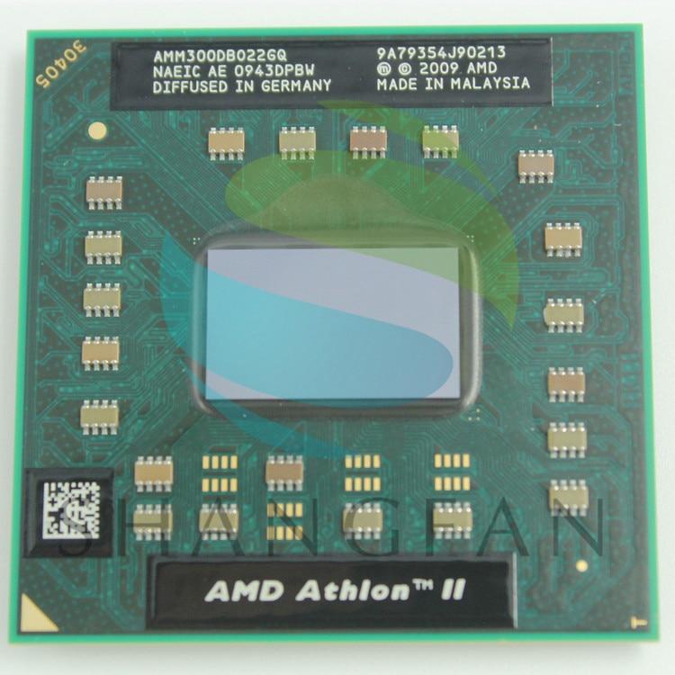 AMD Athlon II Dual-Core Mobile P340 2.2 GHz Laptop Processor CPU AMP340SGR22GM