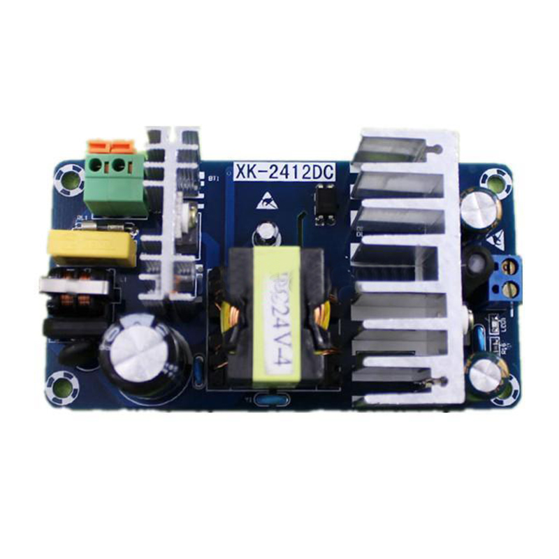 AC 24V 4A-6A 85-265V DC 100W Switching Power Supply Board Power Module Abastecimento