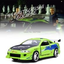 Brian alloy s 1995 liga modelo de carros de brinquedo o rápido e o furioso diecast carro brinquedos para crianças presente 1:32