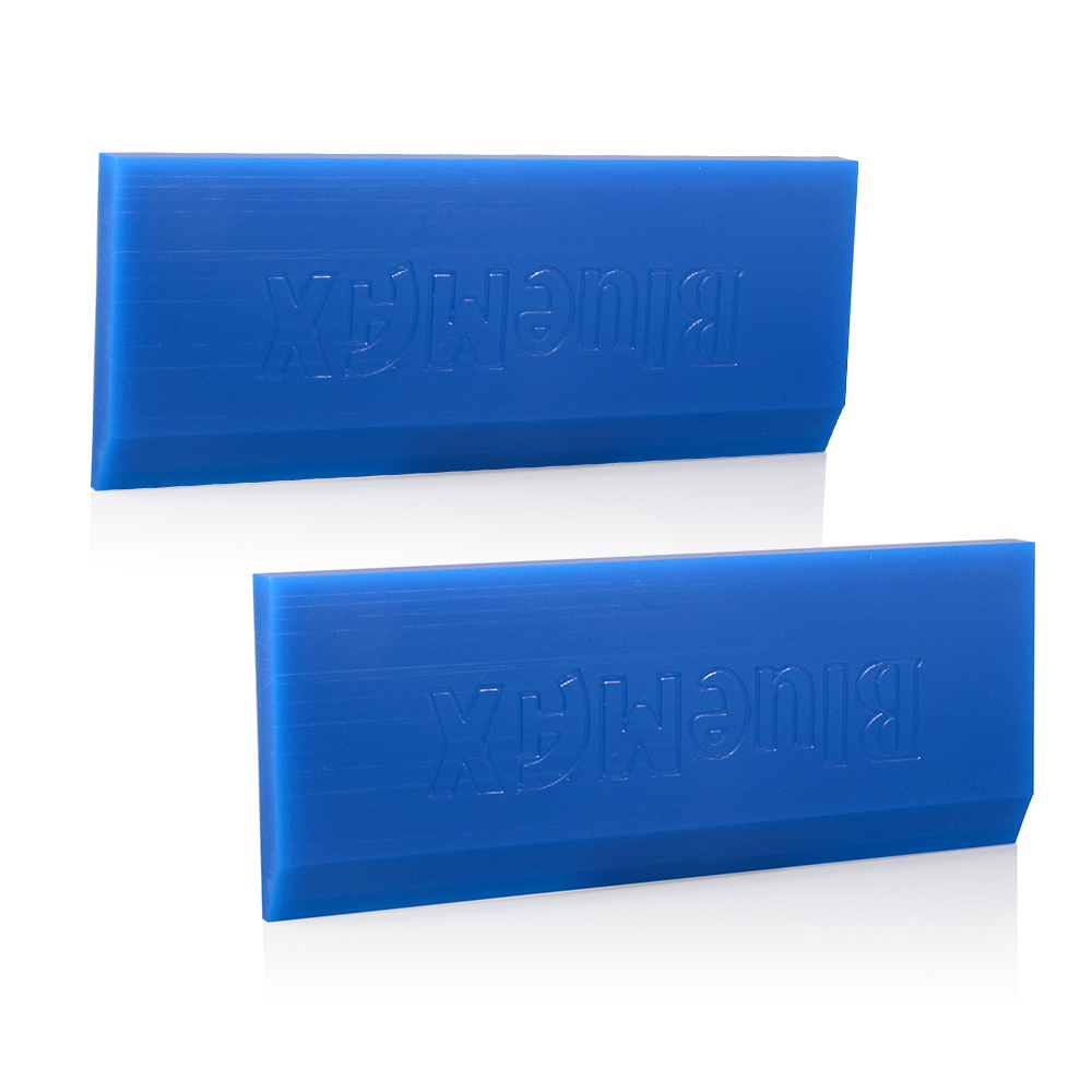 Blue Max Rubber Squeegee Window Tint Installation Vinyl Wrap Tools NO SCRATCH US