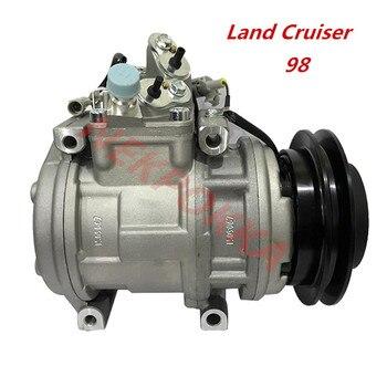 السيارات تكييف الهواء الأصلي ضاغط لتويوتا لاند كروزر 98 1PK 4.5L/4.7L ، 1FZ-FE/2UZ-FE