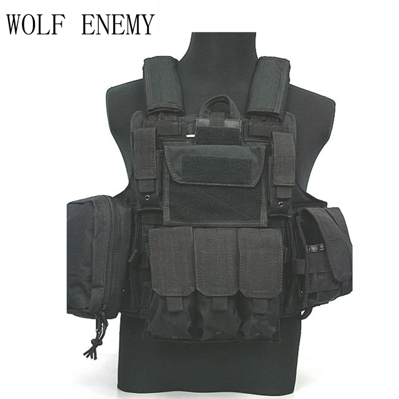 Tactical Vest CS Wargame Airsoft Paintball MOLLE CIRAS Combat Vest CIRAS Tactical Vest With Triple Magazine Pouch ACU/WOODLAND двери металлические входные в алмате
