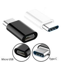 USB Type C Male Connector to Micro USB Female Converter USB-C Type-C Adapter for OnePlus 2 HTC 10 Lumia 950 Nexus 5X 6P Macbook