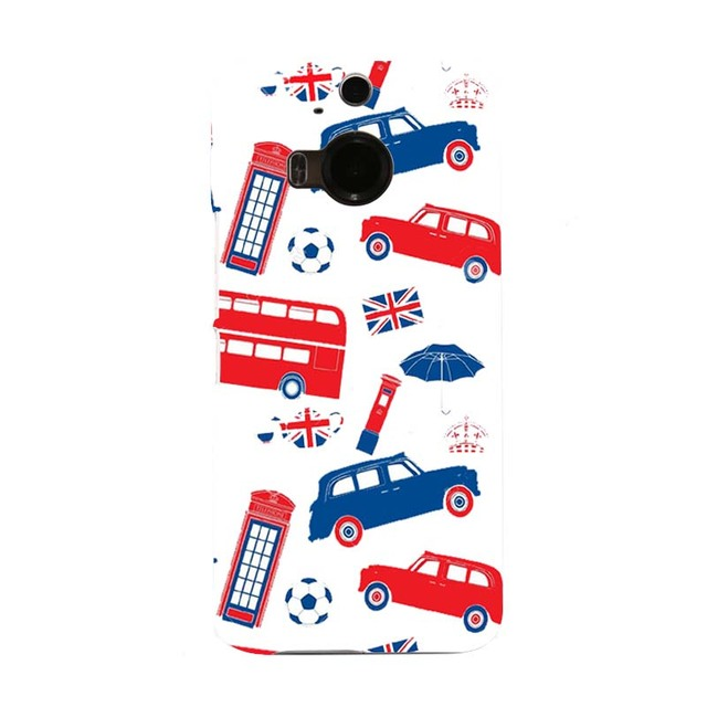 London Symbols Fashion Cute Phone Case Variegated Hard Case For Htc