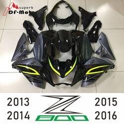Для Kawasaki Z800 2013 2014 2015 2016 Z-800 13, 14, 15, 16 лет кузовов Подержанный мотоциклетный обтекатель (литья под давлением)
