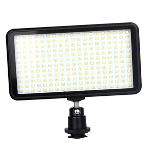 Image 4 - Led 228 Continuous On Camera Led Panel Light, Portable Dimmable Camera Camcorder Led Panel Video Lighting For Dslr Camera   Ca