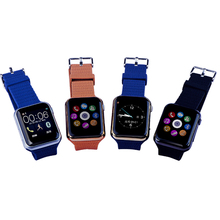 New Bluetooth Smart Watch GSM V6 Compatible with Android/Apple IOS Smartphone Support Traceker Touch Screen Sport Watch