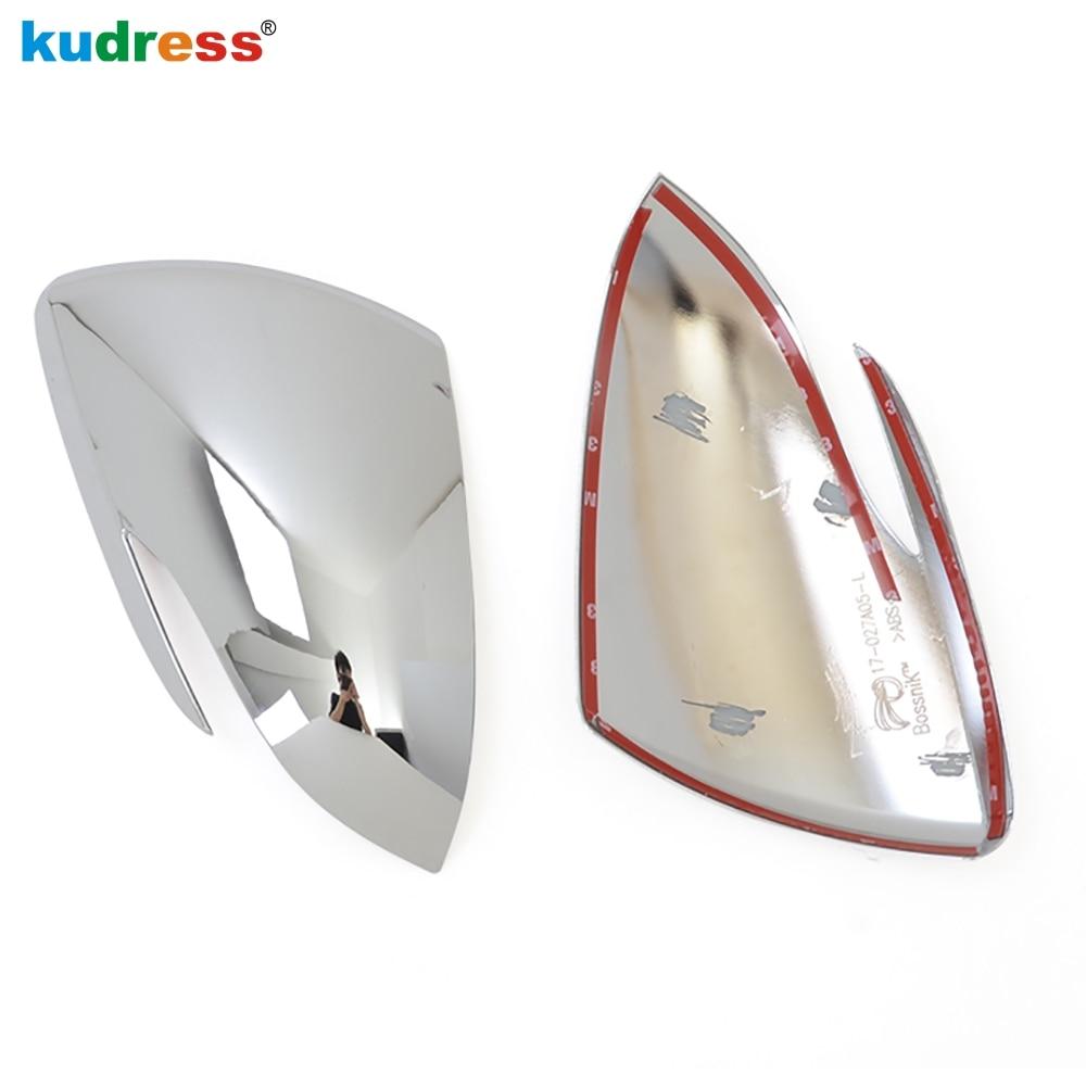 2010~on Chrome side mirror Molding For Hyundai New Accent//Verna;Solaris ////////