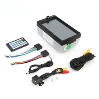 CASKA 2 Din 7 Inch HD Screen Mp4 MP5 Player Car Multimedia Player Audio Player Black