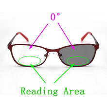 Bifocal Photochromic Sunglasses Reading Glasses magnifier For Men Women Cat Eye Presbyopia Spectacles Look Near Far Oculos L3
