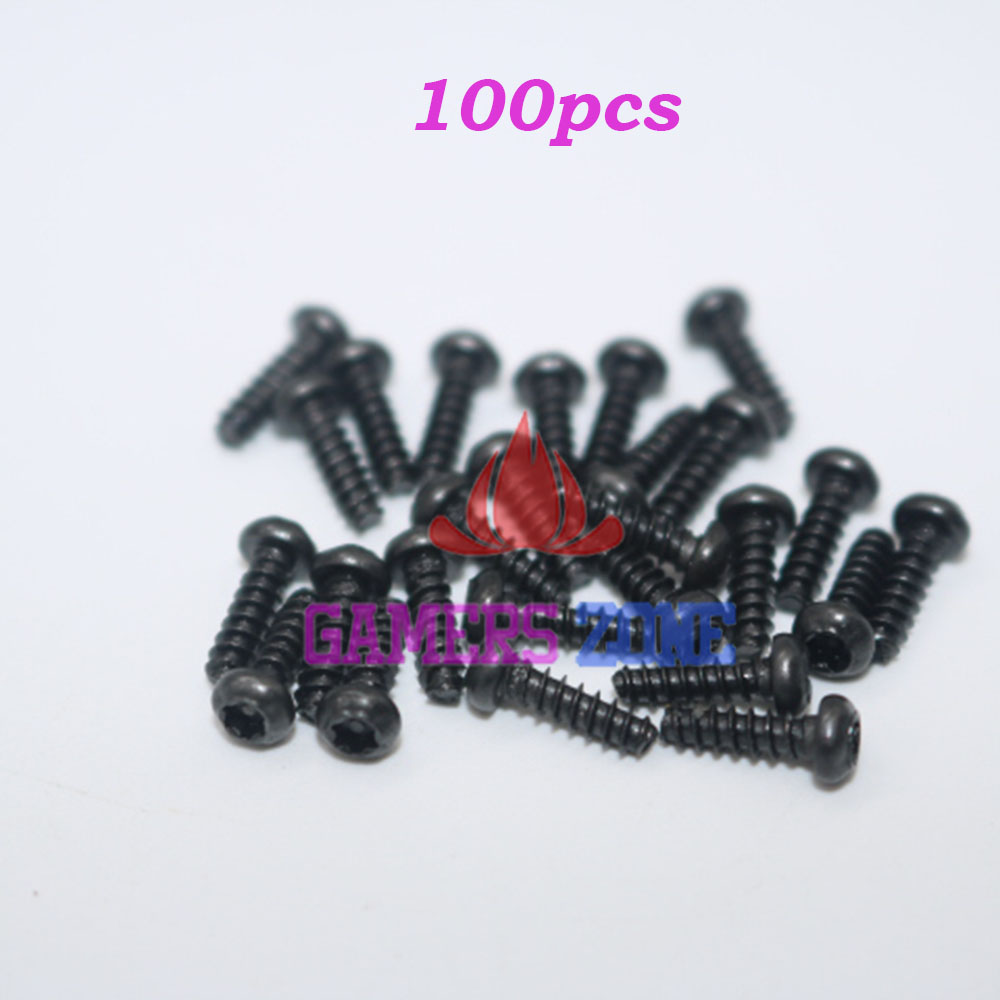 100pcs T8 Screws Replacement For XBOX 360 One Controller Repair Part