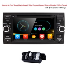 FREE SHIPPING ReadyStock Factory sell OEM fit radio for Ford/Focus/Mondeo/Transit/CMX Car DVD GPS Stereo golf car multimedia RDS