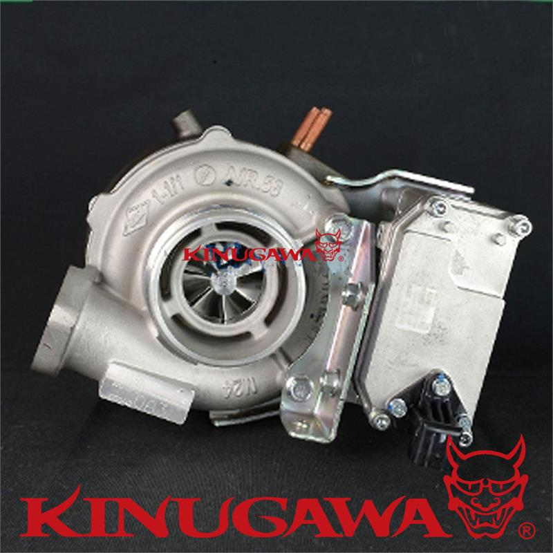 Kinugawa Genuíno GTA3576KLNV Turbocharger de Garrett 789209-0008 para HINO 2012 ~ J05ETK-KSDN/para HINO J05E