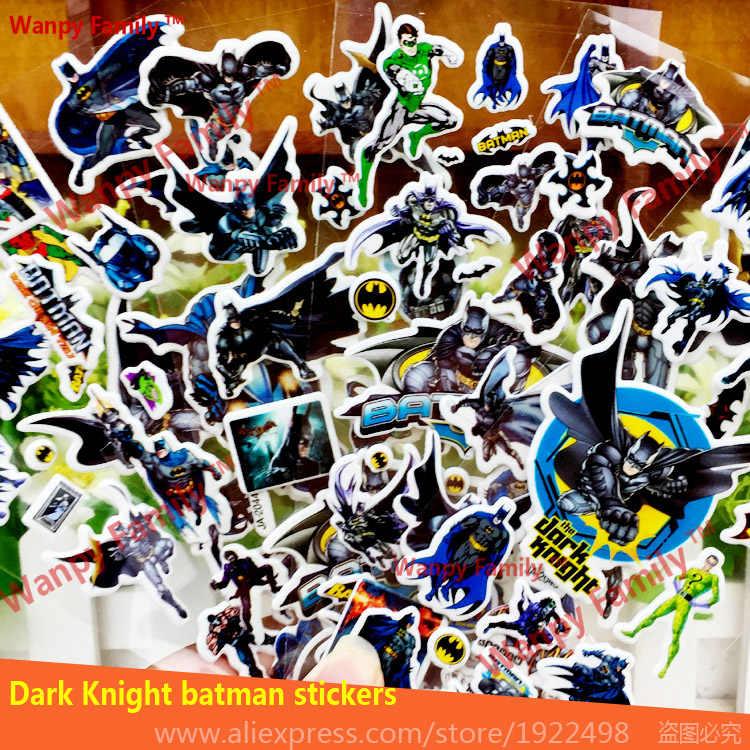 6 Cái/bộ Teenage Mutant Ninja Turtles tường stickers Siêu Anh Hùng nhân vật DIY Mini Stickers đối với Trẻ Em món quà Trang Trí Dán