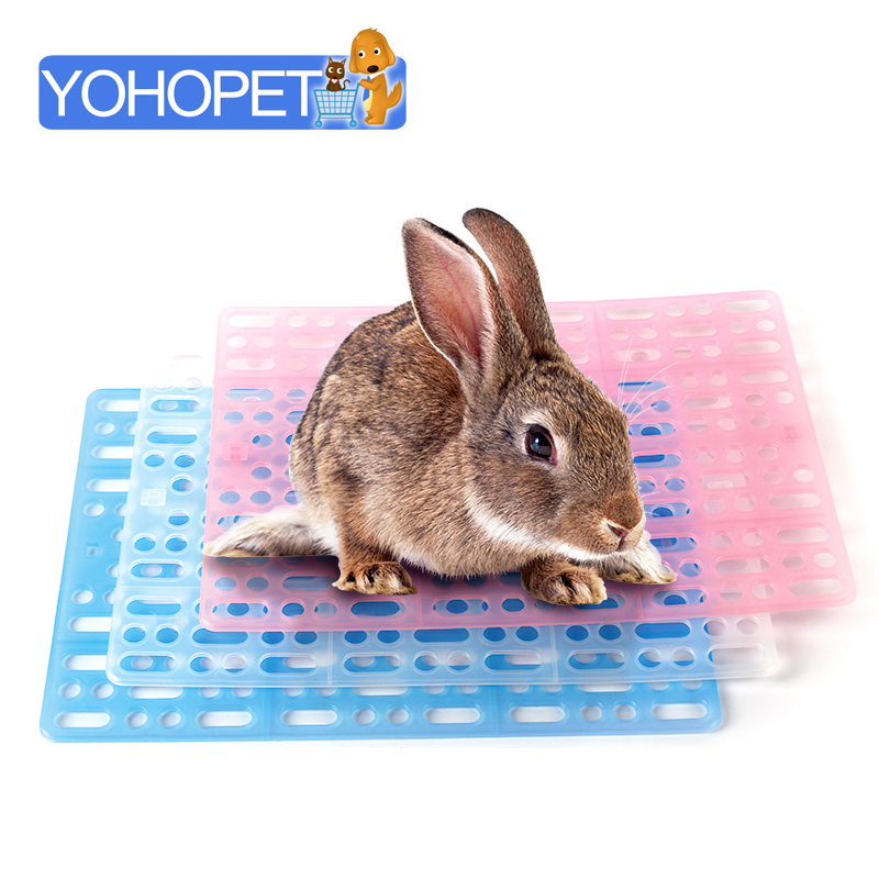 small pet Health floor mats Rabbit Guinea pig Squirrel Totoro Cages For Hamsters Rabbit Animal House Hamster In A House Toys