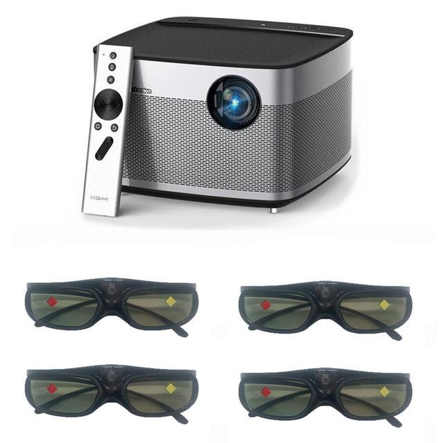 Original XGIMI H1 4 K Proyector de Cine En Casa de 300 Pulgadas Full HD 3D 3 GB/16 GB Android 5.1 Edición Internacional Bluetooth TV Beamer