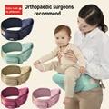Babycare ajustable ergonómico bebé portabebés 3D taburete de cintura andador asiento de cadera cintura recién nacido portador de cinturón de niño