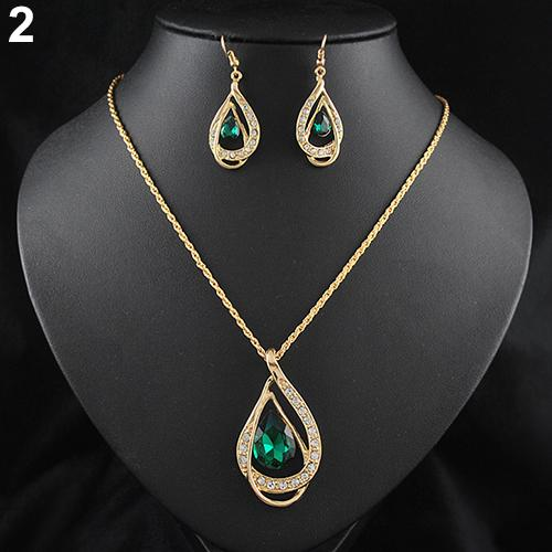 Banquet Party Jewelry Set...