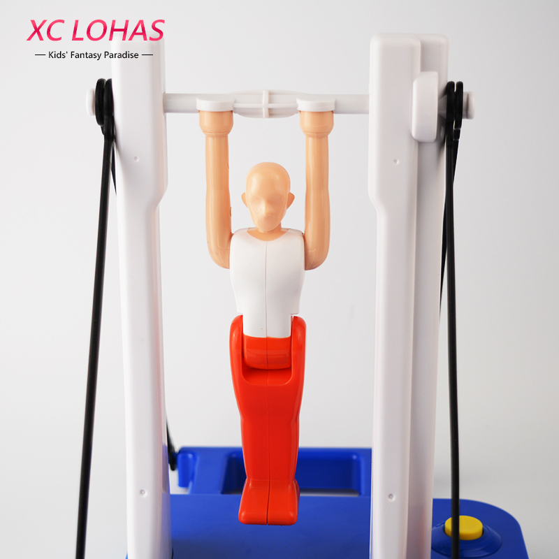 gymnastics board game